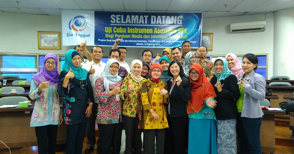 Kerjasama Fakultas Planologi Universitas Esa Unggul dengan PWK UNDIP dalam kegiatan International Conference