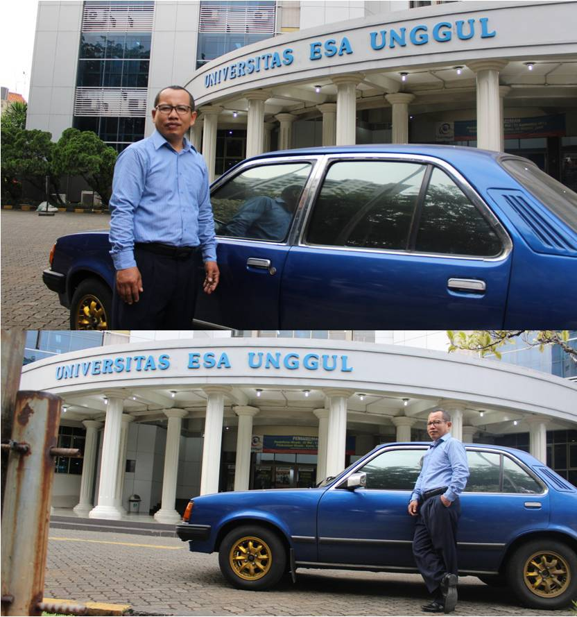 Bapak Jokowi dan Mobil Sedan Retro Lansiran 1983