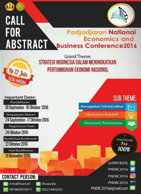 Padjadjaran National Economics and Business Conference