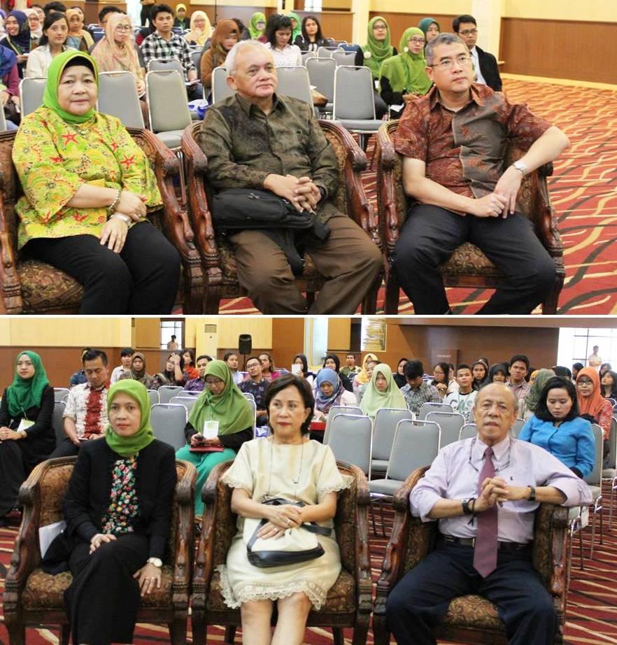 Para Narasumber di Seminar Interprofesional Collaboration For Patient Safety
