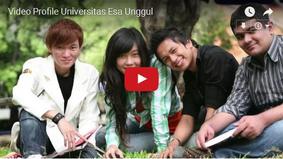 Video Profile Universitas Esa Unggul