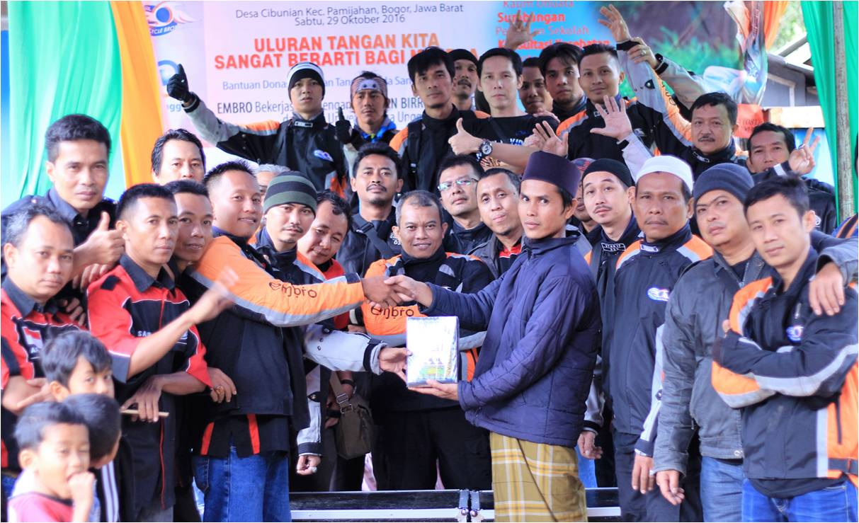 BAKSOS Esa Unggul Motorcycle Brotherhood