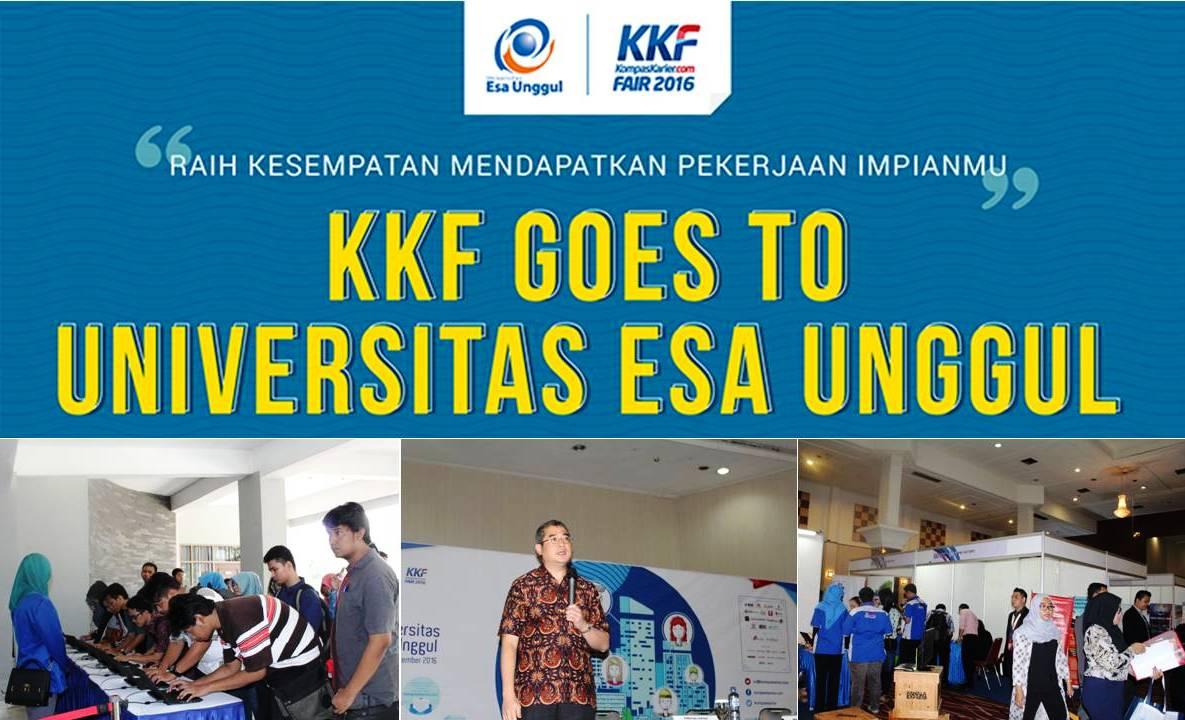 Kompas Karier Goes to Campus