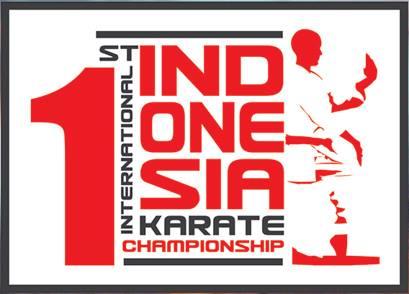 Leo Ronaldo Juara 2 Karate Beregu Senior Putra dan Juara 3 Kata Perorangan Senior Putra  1st Indonesia International Karate Championship