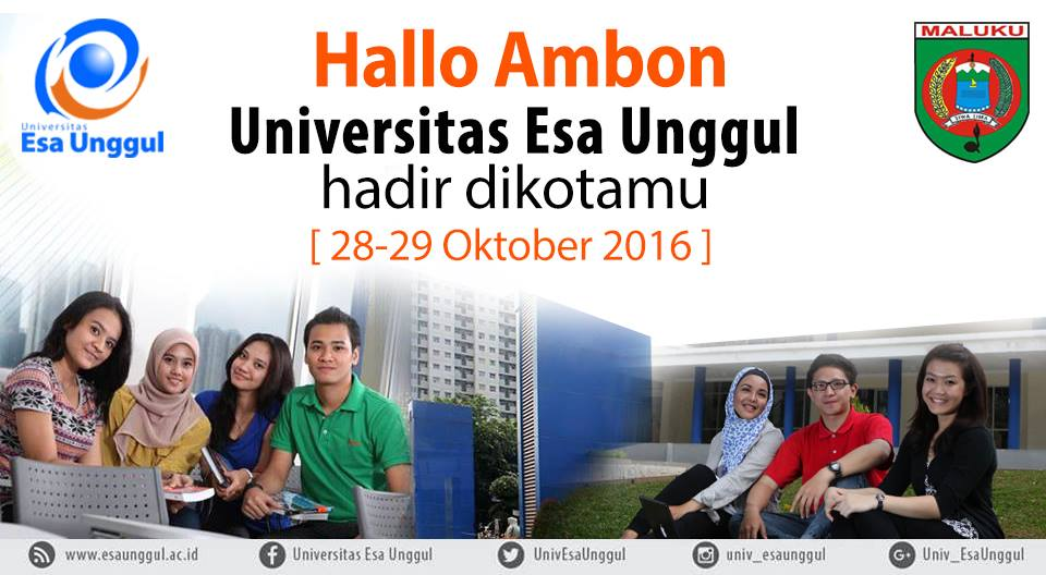 Universitas Esa Unggul in Ambon