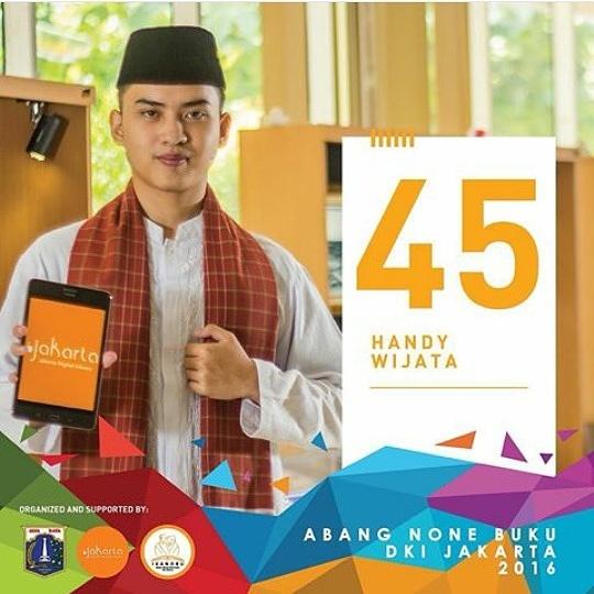 Abang None Buku Favorit Jakarta 2016