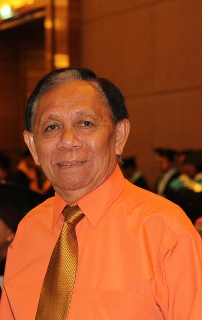 Bapak Ismail Achmad, BA