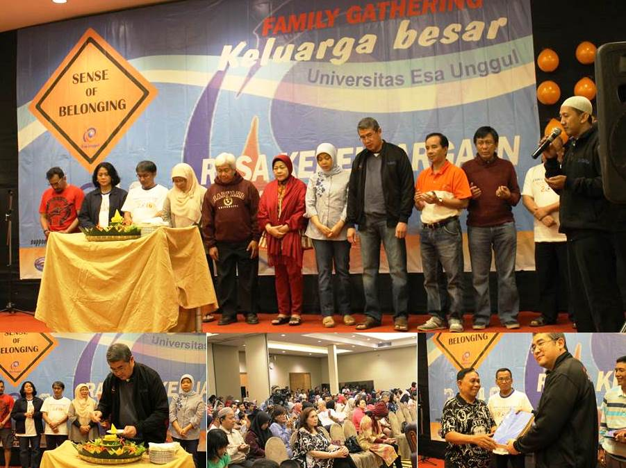 Family Gathering Universitas Esa Unggul 2016