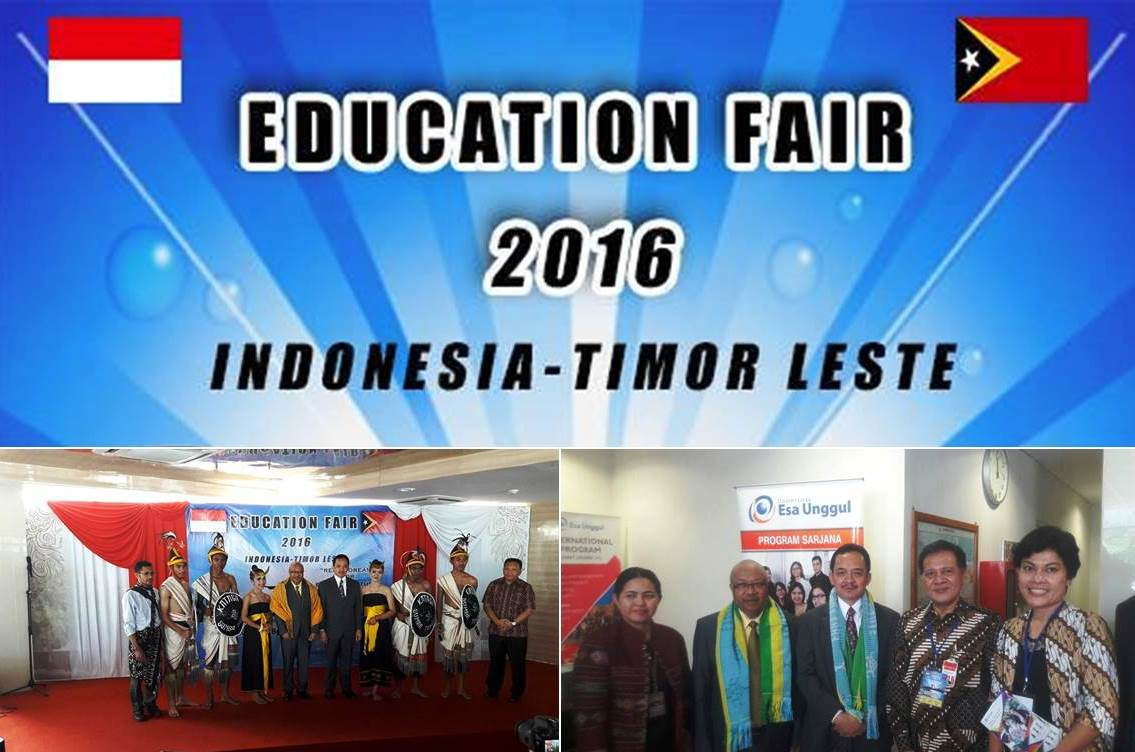 Universitas Esa Unggul Hadir di Timor Leste