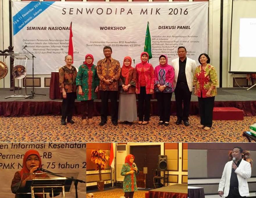 Beberapa Pembicara di Senwodipa