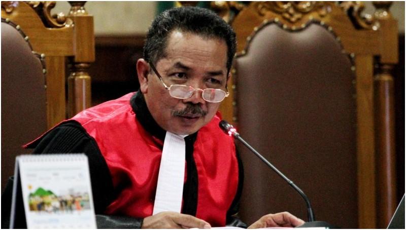 Binsar Gultom, Hakim PN Jakpus