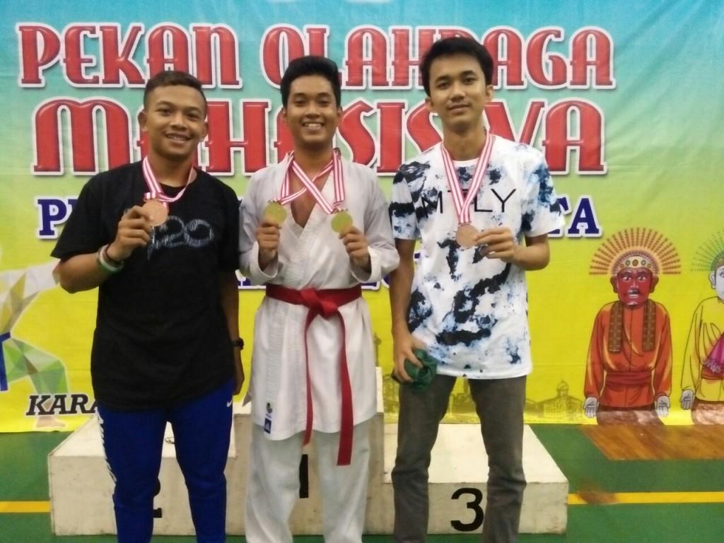 UKM Karate Esa Unggul