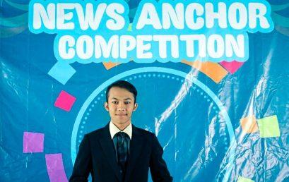 Mahasiswa Universitas Esa Unggul Juara 1 News Anchor Competition, 2016