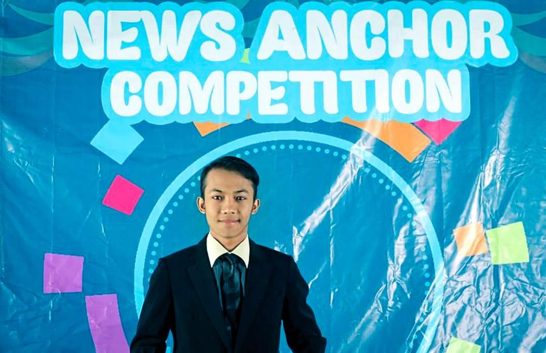 Mahasiswa Universitas Esa Unggul Juara 1 News Anchor Competition