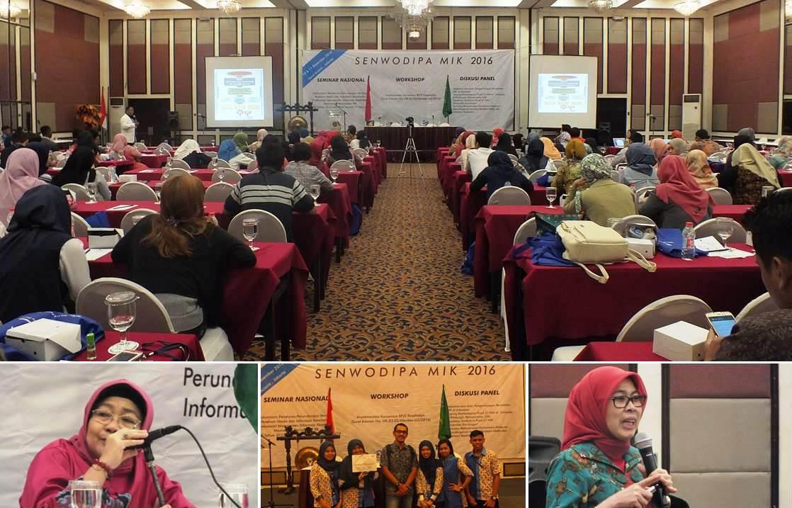 Program Studi Manajemen Informasi Kesehatan Universitas Esa Unggul Gelar Senwodipa