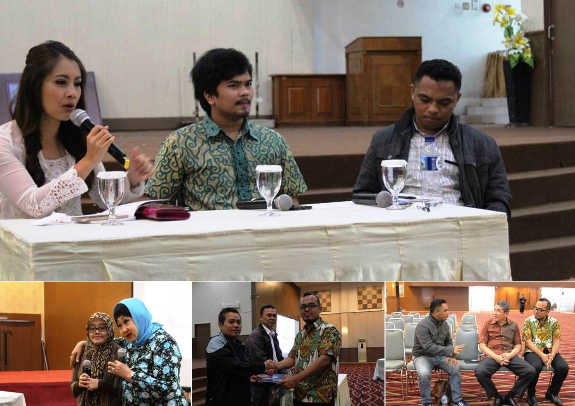 Simsosium Universitas Esa Unggul Dan Talkshow bersama Isyana Bagus Oka