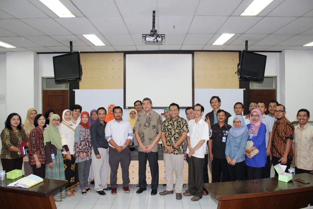 Closing Meeting – Resurveilance ISO 9001:2008 Universitas Esa Unggul