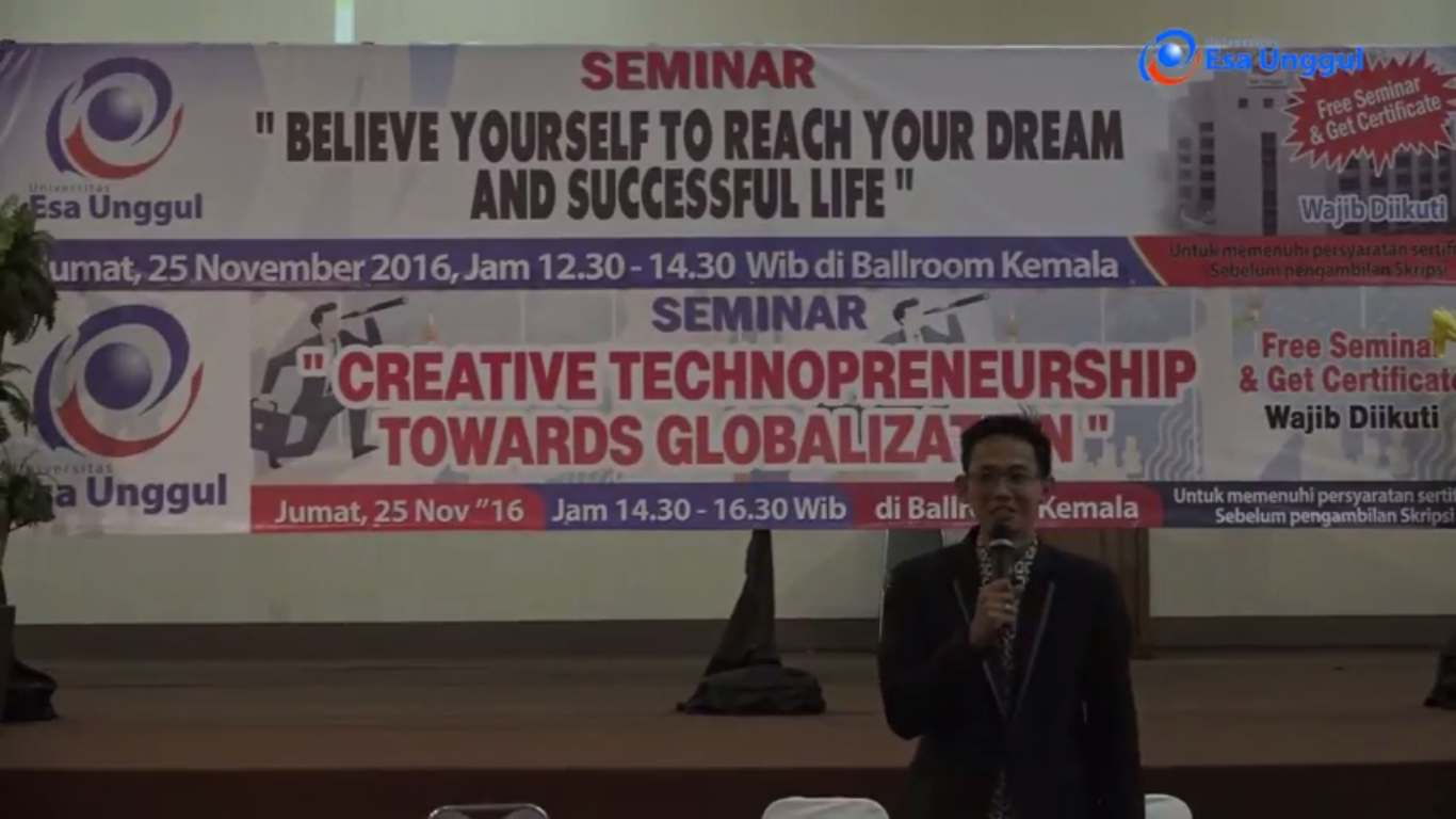 Creative Technopreneurship Towards Globalization