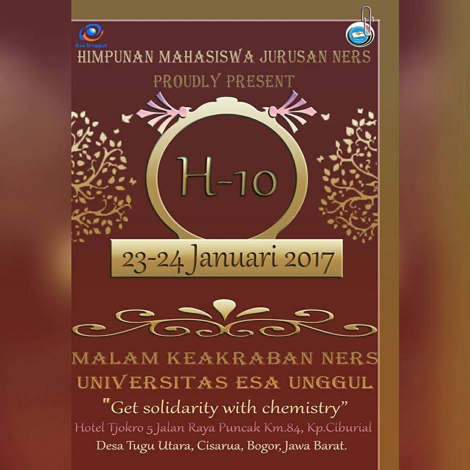 "HIMA Ners ""Get Solidarity With Chemistry"""