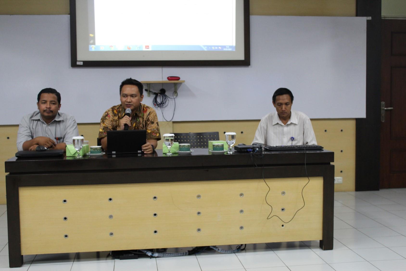 Opening Meeting – Resurveilance ISO 9001:2008 Universitas Esa Unggul