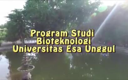 Program Studi Bioteknologi