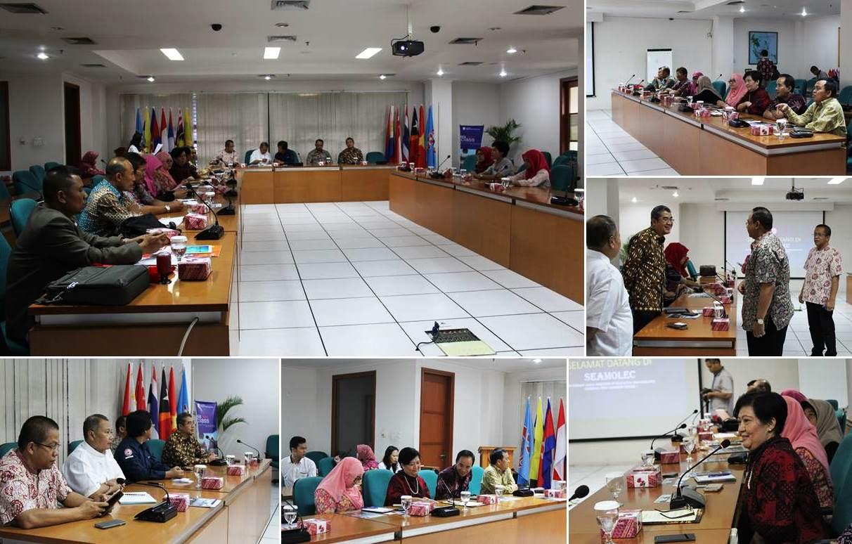 Saat Bersama dengan 7 Perguruan Tinggi yang Tersebar di Indonesia