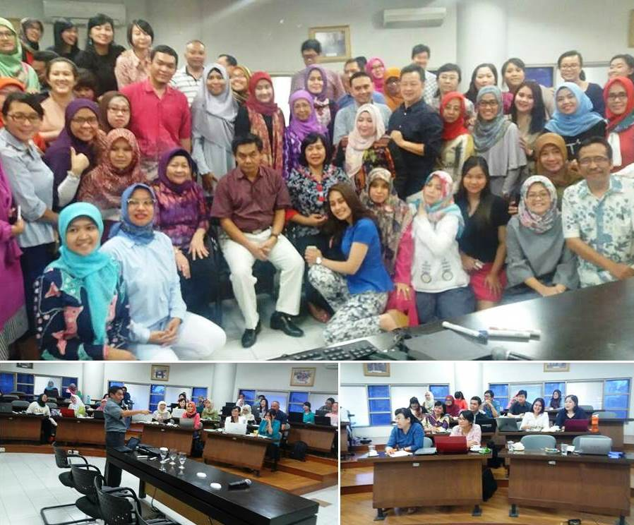 MARS Pascasarjana Universitas Esa Unggul Mengadakan Workshop Bisnis Plan RS
