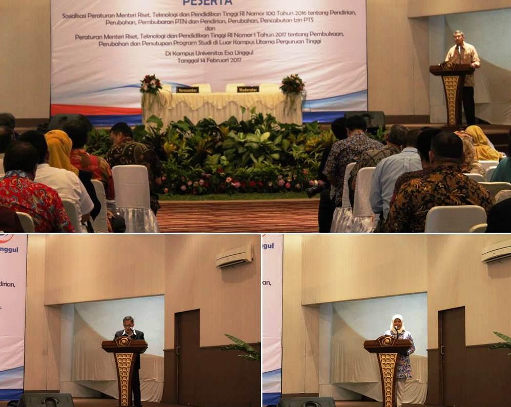 Pembukaan Oleh Dr. Ir. Arief Kusuma, A.P, MBA ; Budhi Hery Pancasilawan, SH, MH ; Dr. Ir. Illah Sailah, MS