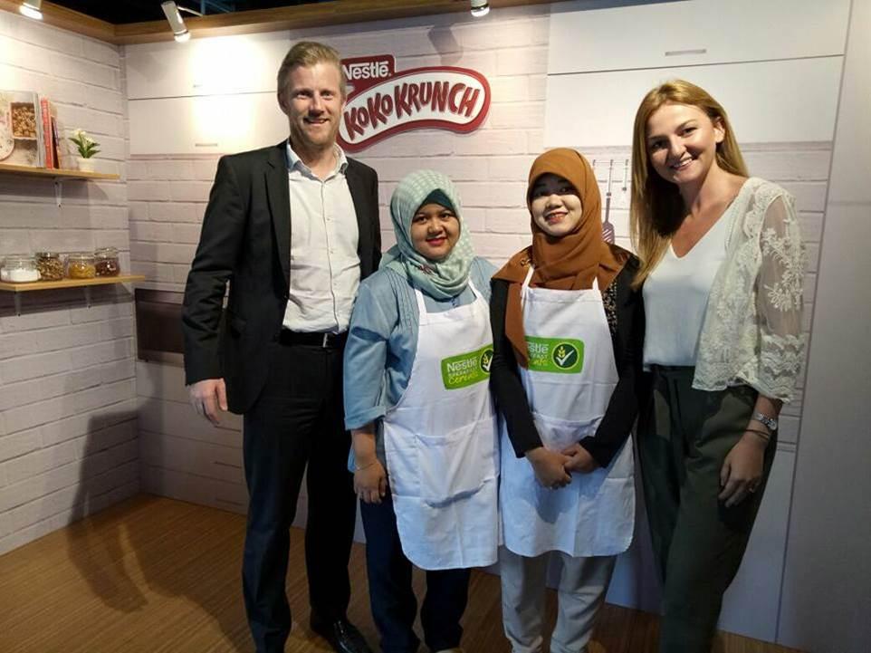 Dosen Program Studi Ilmu Gizi Menjadi Pemenang di Dapur Modena