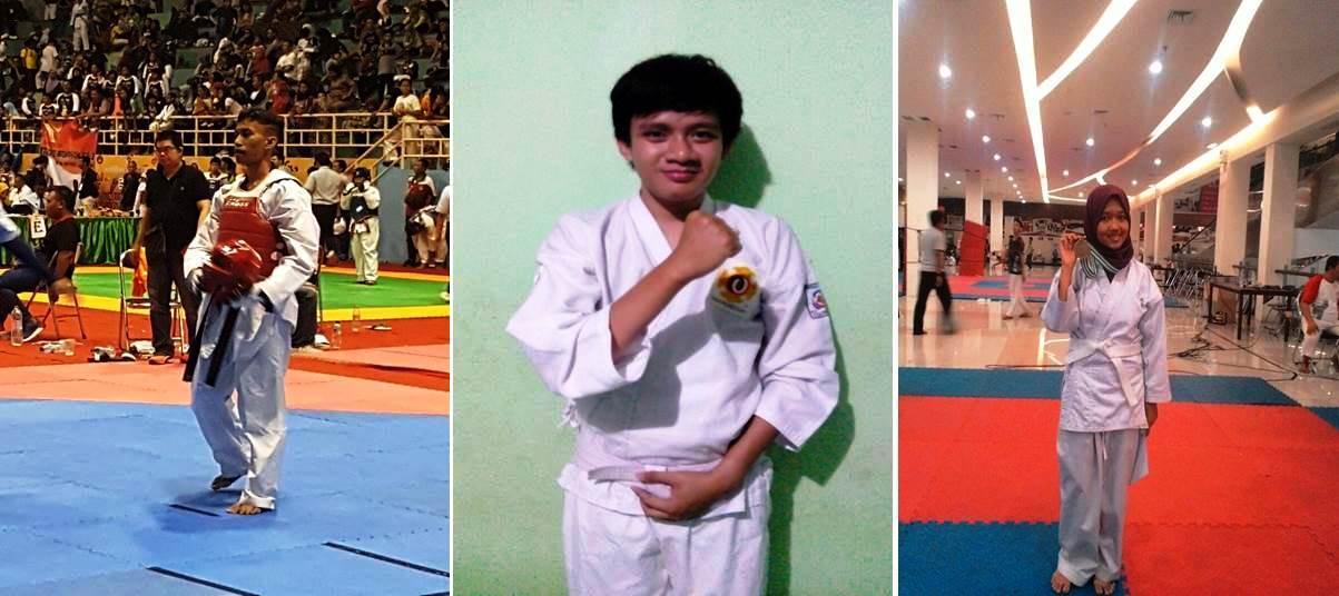 3 (Tiga) Mahasiswa Universitas Esa Unggul Lolos Seleksi Pembinaan Olahraga Prestasi Mahasiswa (PPLM) Tingkat Provinsi DKI Jakarta