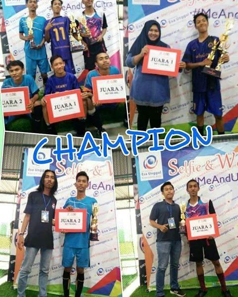 Pemenang Lomba Futsal