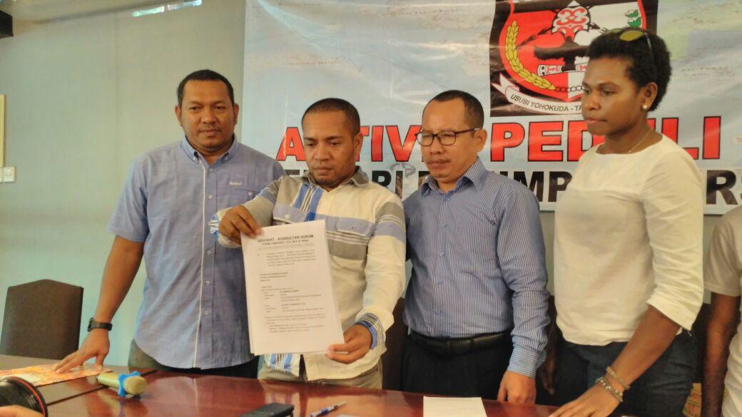 Pengabdian Masyarakat Universitas Esa Unggul pada Pilkada Salah Satu Kabupaten di Papua