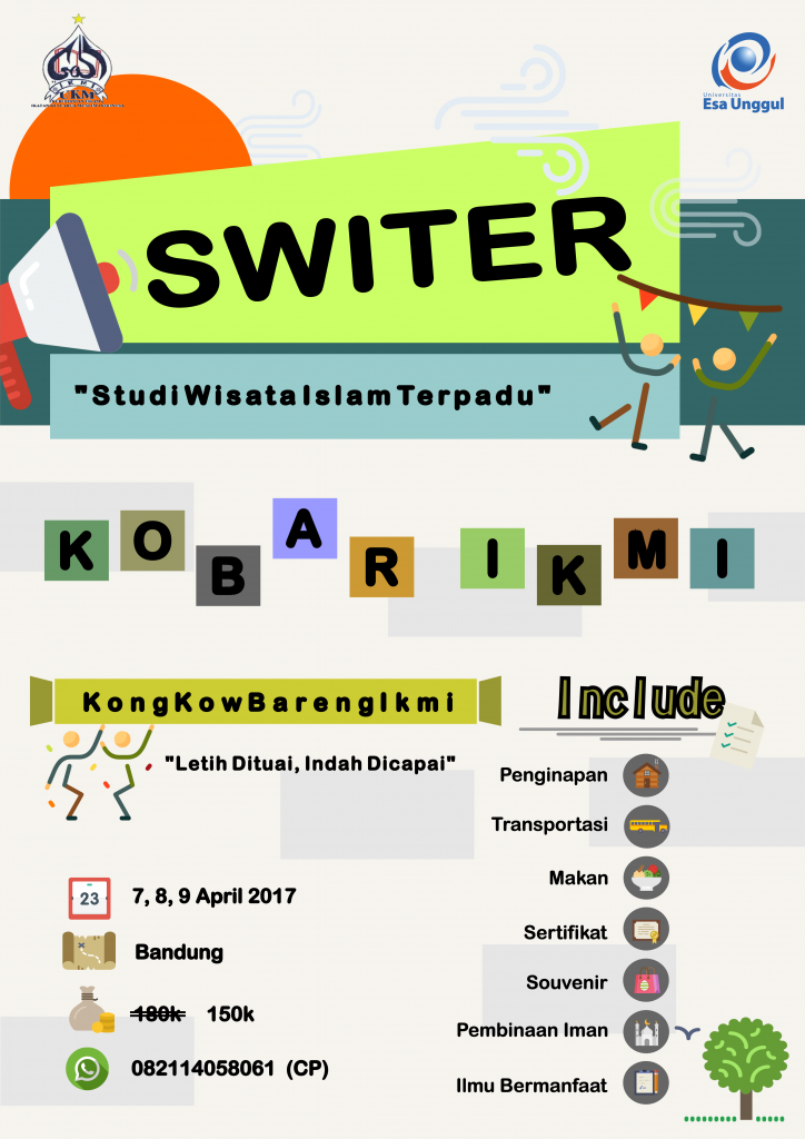 Studi Wisata Islam terpadu (SWITER)