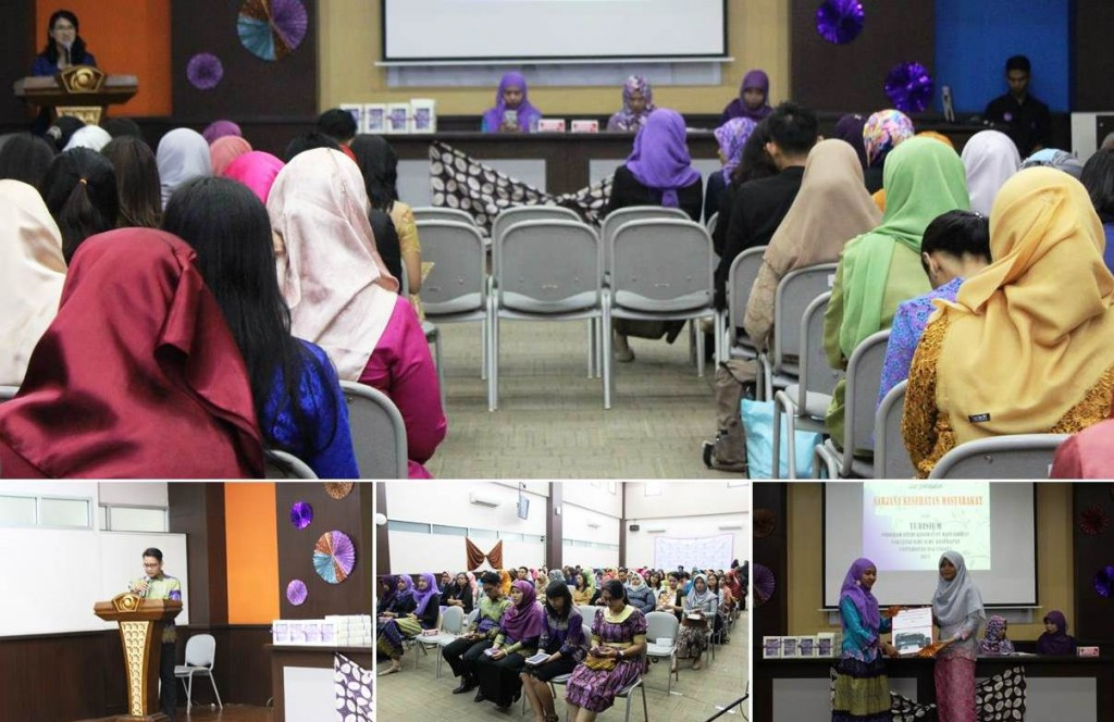 Yudisium Program Studi Kesehatan Masyarakat Universitas Esa Unggul 2017