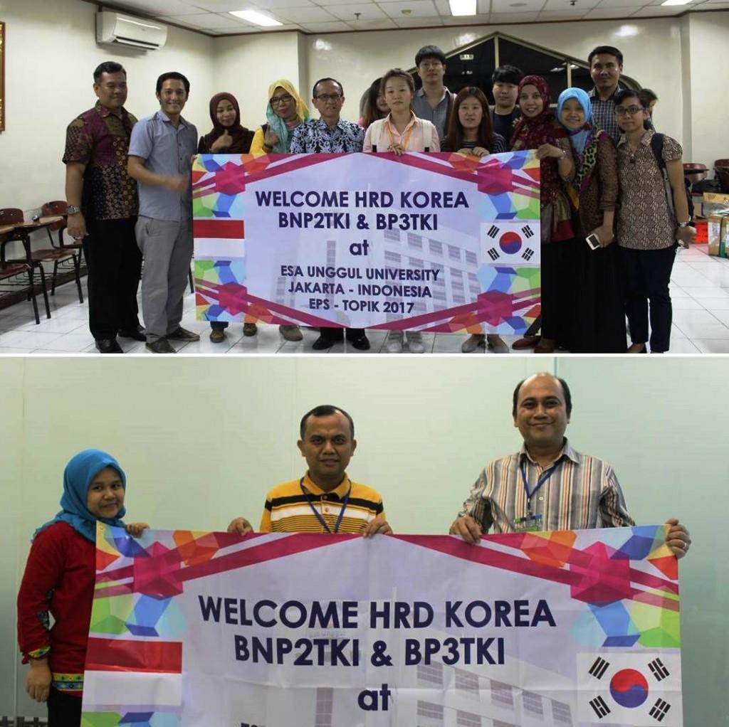 Panitia Penyelenggara BNP2TKI dan PAMU