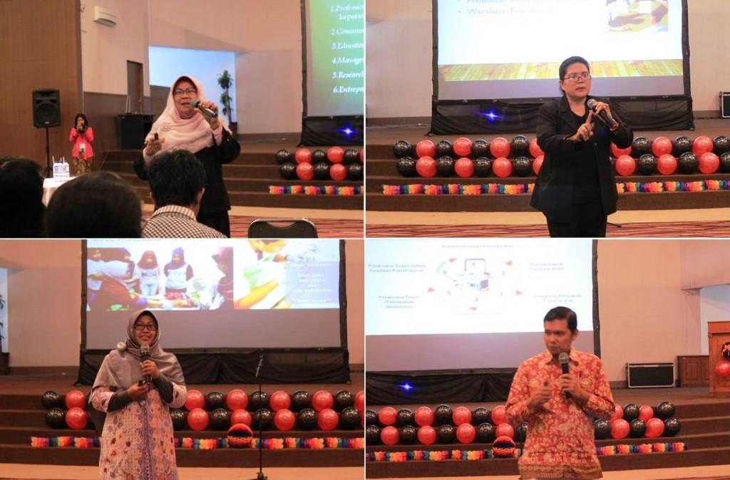 Pembicara Seminar Kesehatan