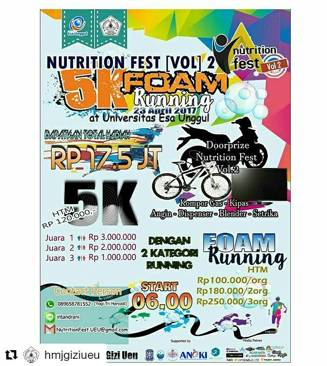 The Final Event of Nutrition Fest Vol. 2