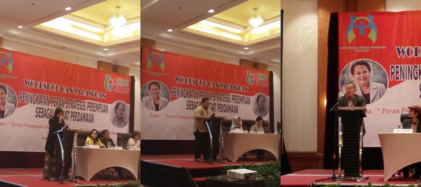 Drs. Aliaras Wahid, MM sebagai Pembicara dan Pemateri