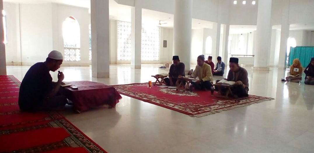 Musabaqoh Tilawatil Quran Tingkat Universitas Esa Unggul (MTQ UEU) Tahun 2017