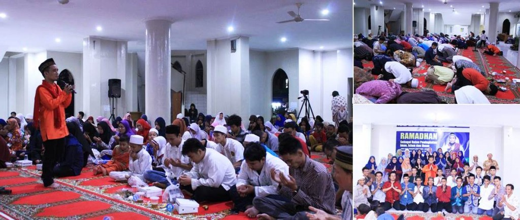 Bersama Ustad Maulana