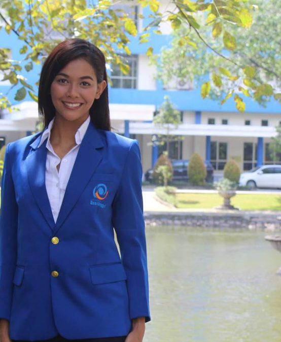 Puteri Indonesia 2017: Saya Bangga Menjadi Mahasiswi Esa Unggul