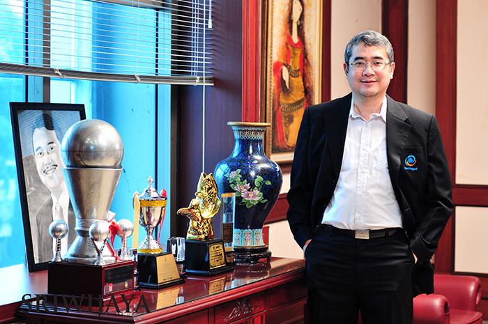 Rektor UEU
