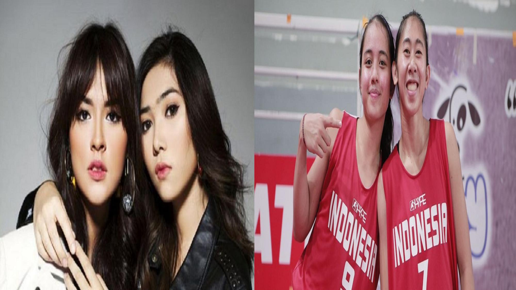 Gak Kalah Dengan Duet Raisa Dan Isyana, Inilah Duet 2 Pebasket Cantik Esa Unggul di Timnas Sea Games
