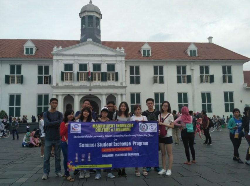 Aktivitas Mahasiswa/i Asal Taiwan yang mengikuti Student Exchange Program
