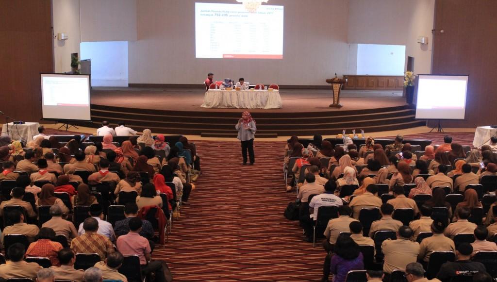 Sosialisasi Kartu Jakarta Pintar oleh Dinas Pendidikan
