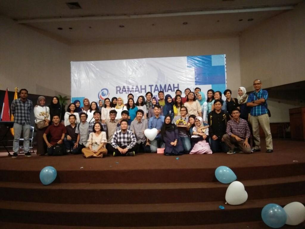 Foto Bersama Acara Ramah Tamah
