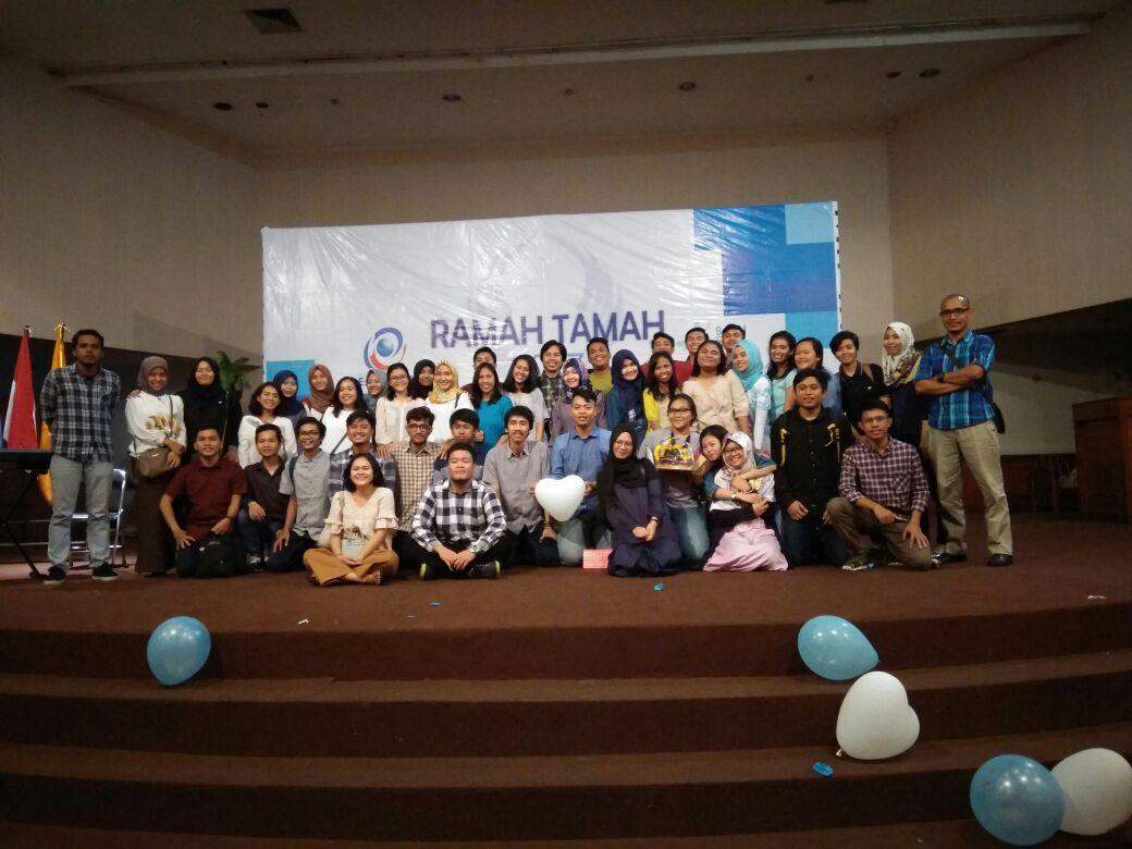 Tingkatkan Silaturahmi Antara mahasiswa, BEM Fisioterapi Adakan Acara Ramah Tamah
