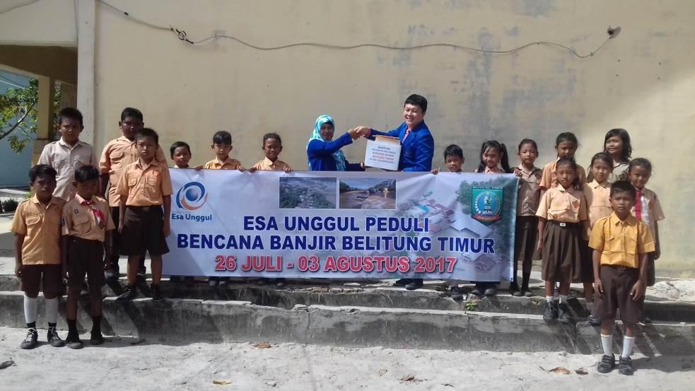 Esa Unggul Peduli Belitung