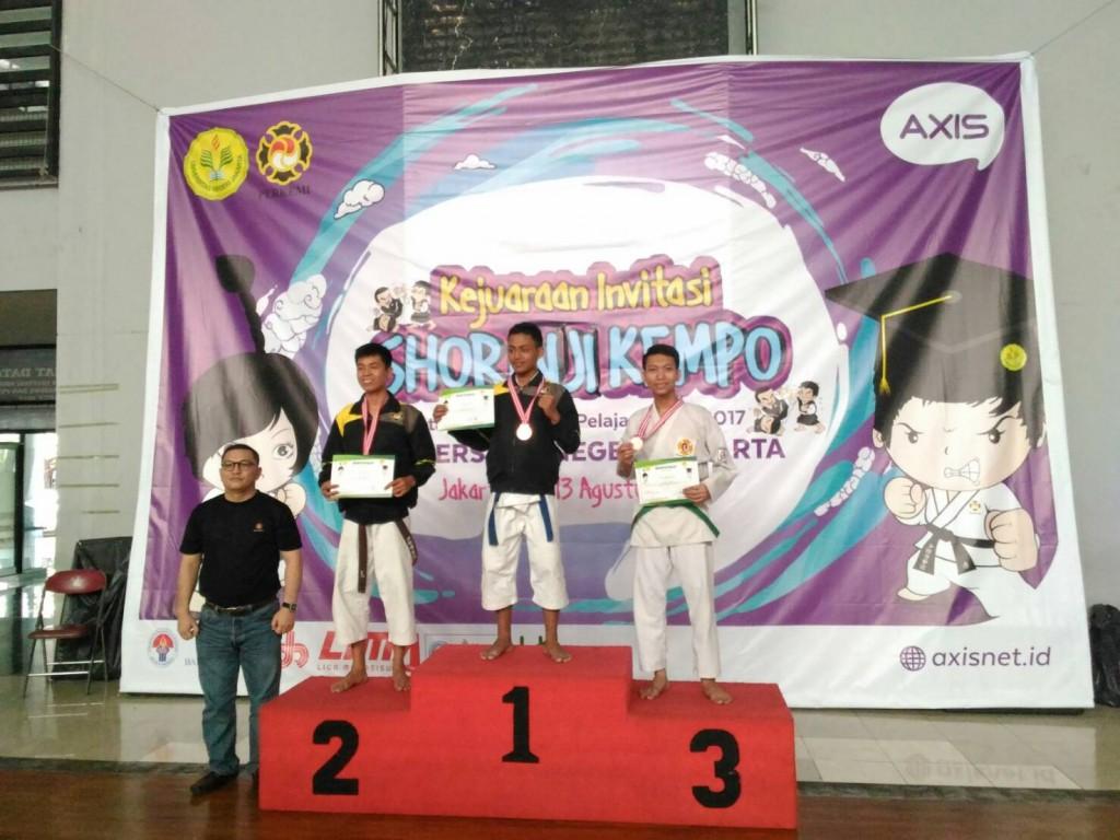 Kejuaraan  Invitasi Shorinji Kempo Antar Mahasiswa dan Pelajar Se-Jabodetabek