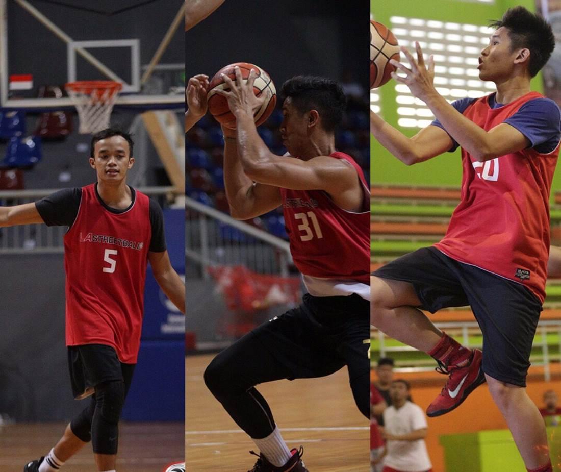 Selamat 3 Mahasiswa Unversitas Esa Unggul Mewakili Indonesia Mengikuti Tournament LA Streetball Challenge The World 2017
